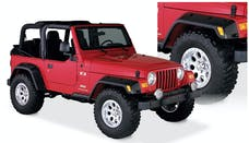 Bushwacker 10908-07 Pocket Style Fender Flares, 4pc