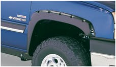 Bushwacker 40059-02 Pocket Style Fender Flares, 2pc