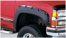 Bushwacker 40061-02 Pocket Style Fender Flares, 2pc