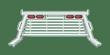 B&W Towing PUCP7541WA Cab Protector, White