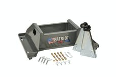 B&W Towing RVB3255 Patriot 18K 5th Wheel Hitch Base
