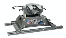 B&W Towing RVK3200 Patriot 16K 5th Wheel Hitch Kit