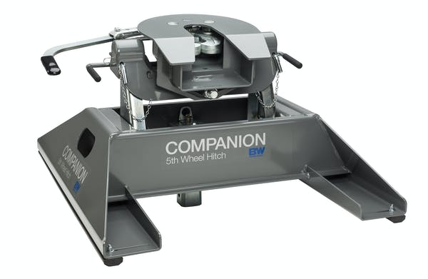 B&W Towing RVK3500 Companion 5th Wheel Hitch Kit For Turnoverball