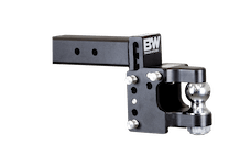 B&W Towing TS20056 2.5 Mdl 8 Pintle, 2-5/16 Ball