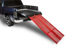 """Cargo Ease CE8048CCR 1800Lb Capacity,75% Extension, 8 Bearings, 4 Tiedowns, 4"""" Rails, PE Plywood Deck"""