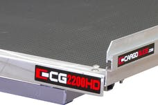 CargoGlide CG2200HD-7548 Slide Out Cargo Tray, 2200 lb capacity, 70% Extension, Plywood Deck