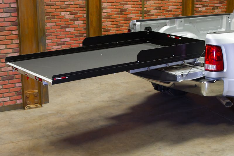 2200 lb Capacity CargoGlide CG2200XL-6548-LP Extension Slide Out Truck Bed Tray