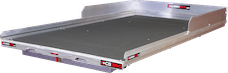 CargoGlide CG2200HD-5841 Slide Out Cargo Tray, 2200 lb capacity, 75% Extension, Plywood Deck