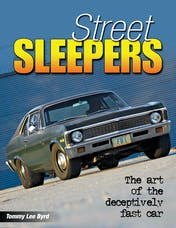 Cartech/SA Design CT498P Street Sleepers: The Art of the Deceptively Fast Car