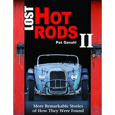 Cartech/SA Design CT506 Lost Hot Rods II: More Remarkable Stories of How They Were Found