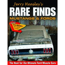 Cartech/SA Design CT509 Jerry Heasley's Rare Finds: Mustangs & Fords