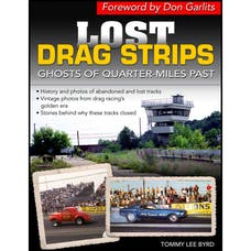 Cartech/SA Design CT514 Lost Drag Strips: Ghosts of Quarter Miles Past