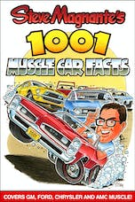 Cartech/SA Design CT517 Steve Magnante's 1001 Muscle Car Facts