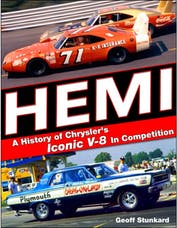 Cartech/SA Design CT537 Hemi: A History of Chrysler's Iconic V-8 In Competition