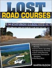 Cartech/SA Design CT549 Lost Road Courses: Ghosts of Riverside, Ontario, Bridgehampton & More