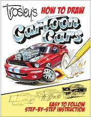Cartech/SA Design CT557 Trosley's How to Draw Cartoon Cars