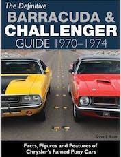 Cartech/SA Design CT558 Definitive Barracuda & Challenger Guide: 1970-1974