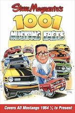 Cartech/SA Design CT563 Steve Magnante's 1001 Mustang Facts