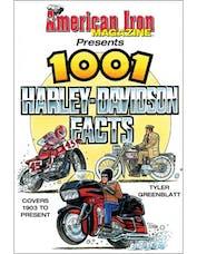 Cartech/SA Design CT575 American Iron's 1001 Harley-Davidson Facts