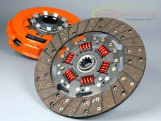 Centerforce 289040 Centerforce(R) I and II, Clutch Friction Disc Centerforce(R) I and II, Clutch Friction Disc