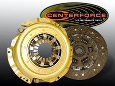 Centerforce CF402583 Centerforce(R) I, Clutch Pressure Plate and Disc Set Centerforce(R) I, Clutch Pressure Plate and Disc Set