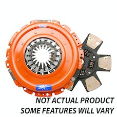 Centerforce 315023500 DFX(R), Clutch Pressure Plate and Disc Set DFX Clutch Pressure Plate and Disc Set
