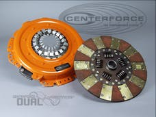 Centerforce DF017010 Dual Friction(R), Clutch Pressure Plate and Disc Set Dual Friction(R), Clutch Pressure Plate and Disc Set