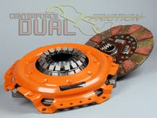 Centerforce DF098391 Dual Friction(R), Clutch Pressure Plate and Disc Set Dual Friction(R), Clutch Pressure Plate and Disc Set