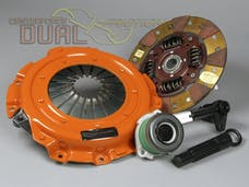 Centerforce DF140833 Dual Friction(R), Clutch Pressure Plate and Disc Set Dual Friction(R), Clutch Pressure Plate and Disc Set
