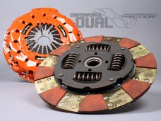 Centerforce DF145117 Dual Friction(R), Clutch Pressure Plate and Disc Set Dual Friction(R), Clutch Pressure Plate and Disc Set