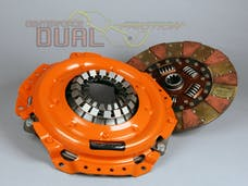 Centerforce DF193890 Dual Friction(R), Clutch Pressure Plate and Disc Set Dual Friction(R), Clutch Pressure Plate and Disc Set