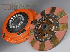 Centerforce DF240098 Dual Friction(R), Clutch Pressure Plate and Disc Set Dual Friction(R), Clutch Pressure Plate and Disc Set