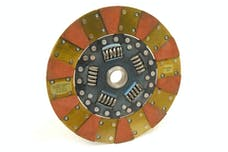 Centerforce DF384208 Dual Friction(R), Clutch Friction Disc Dual Friction(R), Clutch Friction Disc
