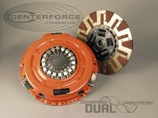 Centerforce DF395010 Dual Friction(R), Clutch Pressure Plate and Disc Set Dual Friction(R), Clutch Pressure Plate and Disc Set
