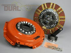 Centerforce DF489989 Dual Friction(R), Clutch Pressure Plate and Disc Set Dual Friction(R), Clutch Pressure Plate and Disc Set