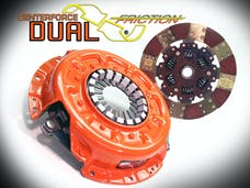 Centerforce DF534007 Dual Friction(R), Clutch Pressure Plate and Disc Set Dual Friction(R), Clutch Pressure Plate and Disc Set
