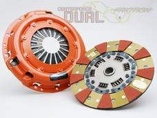 Centerforce DF633850 Dual Friction(R), Clutch Pressure Plate and Disc Set Dual Friction(R), Clutch Pressure Plate and Disc Set
