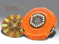 Centerforce DF800075 Dual Friction(R), Clutch Pressure Plate and Disc Set Dual Friction(R), Clutch Pressure Plate and Disc Set