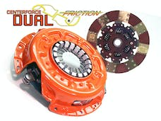 Centerforce DF912053 Dual Friction(R), Clutch Pressure Plate and Disc Set Dual Friction(R), Clutch Pressure Plate and Disc Set