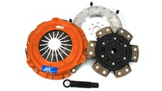 Centerforce 315010249 DFX(R), Clutch Pressure Plate, Disc, and Flywheel Set DFX Clutch Pressure Plate, Disc, and Flywheel Set