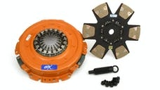 Centerforce 315017010 DFX(R), Clutch Pressure Plate and Disc Set DFX Clutch Pressure Plate and Disc Set
