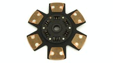 Centerforce 323383269 DFX(R), Clutch Friction Disc DFX Clutch Friction Disc
