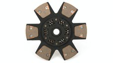 Centerforce 323384148 DFX(R), Clutch Friction Disc DFX Clutch Friction Disc