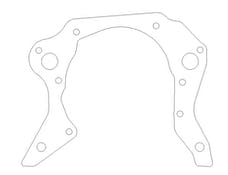 Cometic Gasket C5660-020 Timing Cover Gasket, 351W