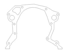 Cometic Gasket C5661-020 Timing Cover Gasket, 351C