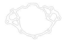 Cometic Gasket C5662-018 Water Pump Gasket, 351W Small Block V8