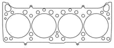 "Cometic Gasket C5712-030 .030"" MLS Cylinder Head Gasket, 4.300"" Gasket Bore. Each"