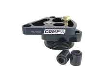 Competition Cams 54021 Billet Belt Tensioner w/Idler Pulley