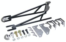 Competition Engineering C2006 Competition Ladder Bar (Single, Adjustable)