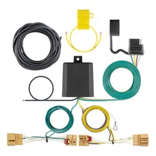 CURT 56405 Custom Wiring Harness (4-Way Flat Output)